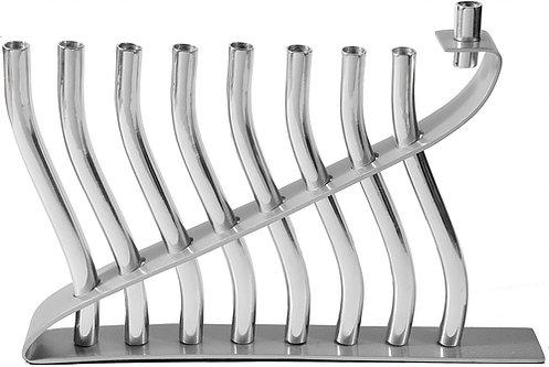 Aluminum Sticks Menorah