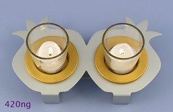 Aluminum Candles