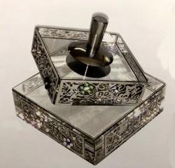 Square Crystal Dreidle
