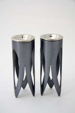 """Lotus"" Candlesticks"