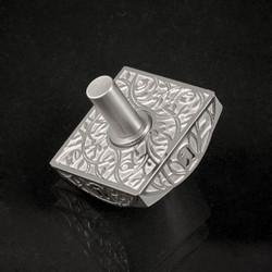Alumiunm Square Dreidle