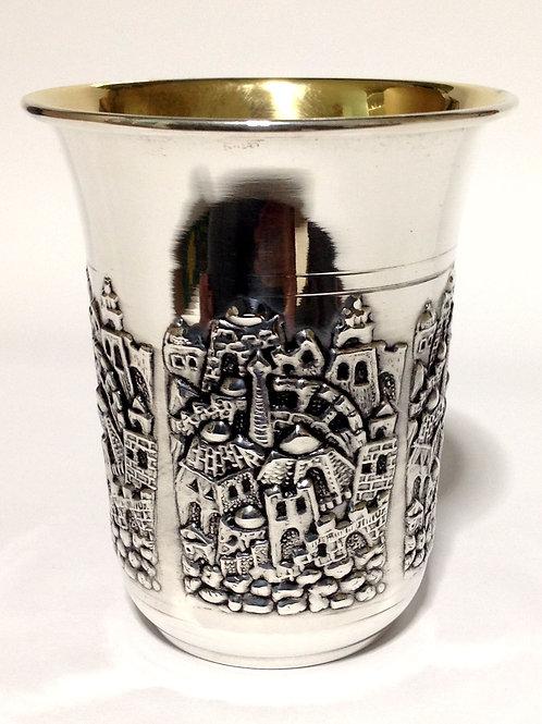 Kiddush Cup Jerusalem