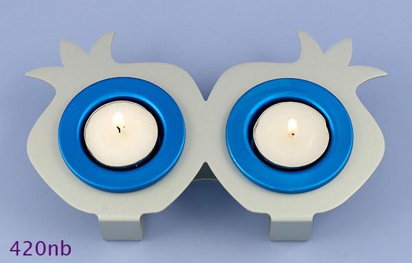 Aluminum Candles