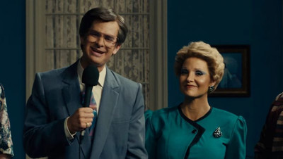 Jessica Chastain Should've Gone A Capella for 'The Eyes of Tammy Faye'