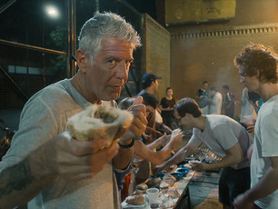 'Roadrunner: A Film About Anthony Bourdain' Sprints to the Top