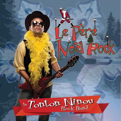 Le Père Noël Rock CD