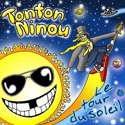 Le Tour du Soleil CD