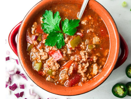 Crock-pot Paleo Chili
