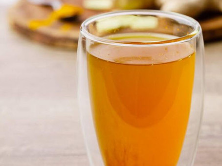 Healing Ginger Turmeric Cinnamon Tea