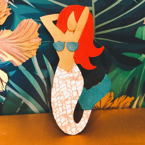 Broche Sirène