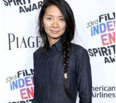 Chloe Zhao's historical Golden Globes win