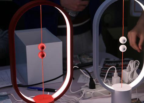 "Balance Lamps ""Light Up"" JRC Fundraising Event"