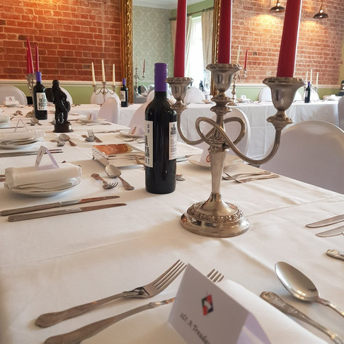 Choosing A Table Layout - Seating Layouts For Events