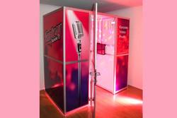 Karaoke Video Booth