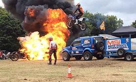 MSI Stunt Show