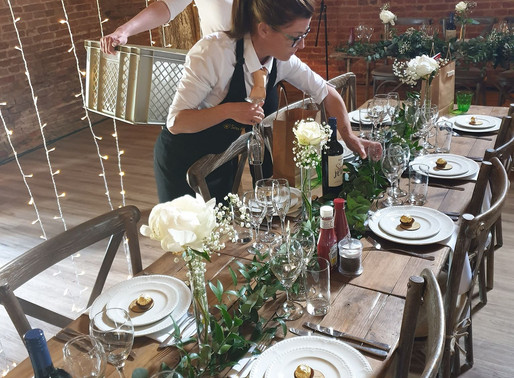 We Love Working Barford Park Barn - Classic Barn Events With Sims