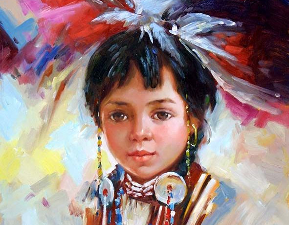 Indian Child