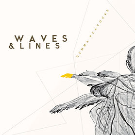 Waves and Lines album cover