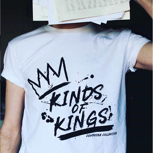Kinds of Kings t-shirt
