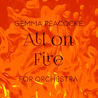Gemma Peacocke All on Fire