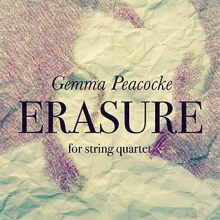 Gemma Peacocke - Erasure