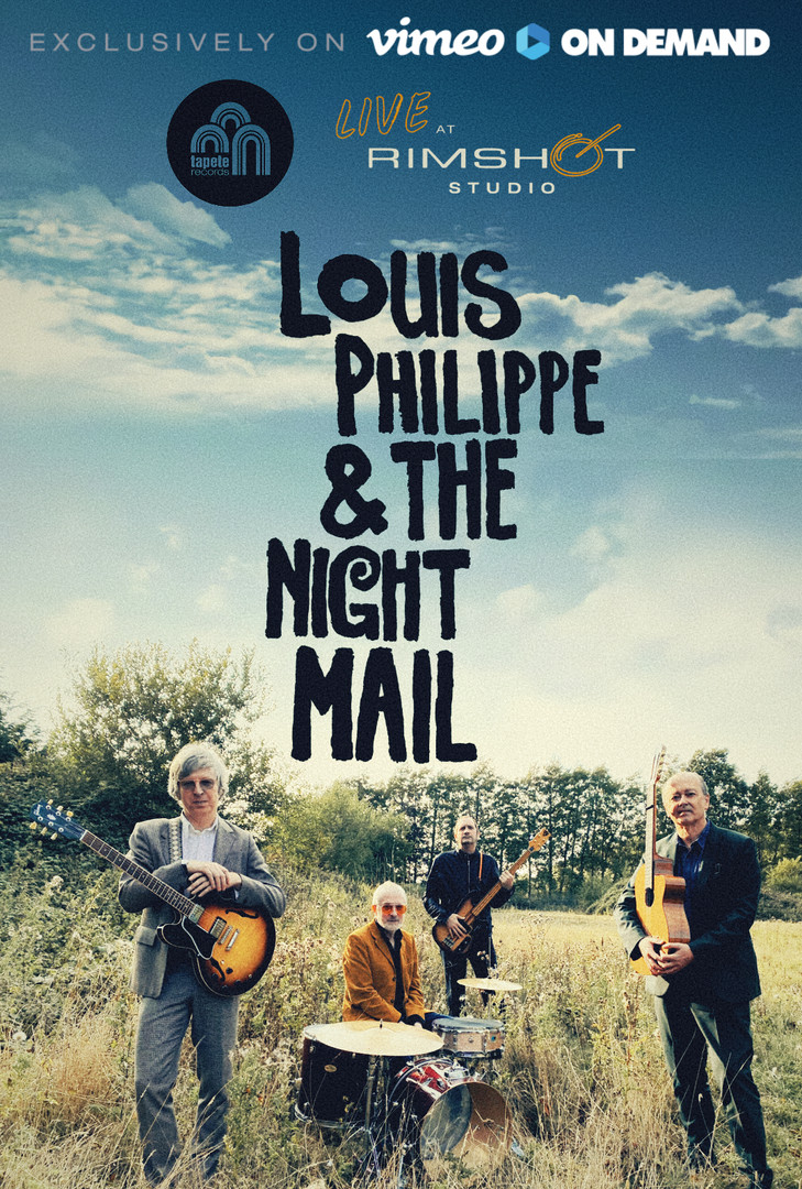 Louis Philippe & The Night Mail