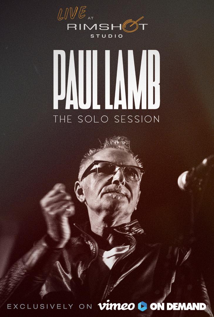 Paul Lamb The Solo Session