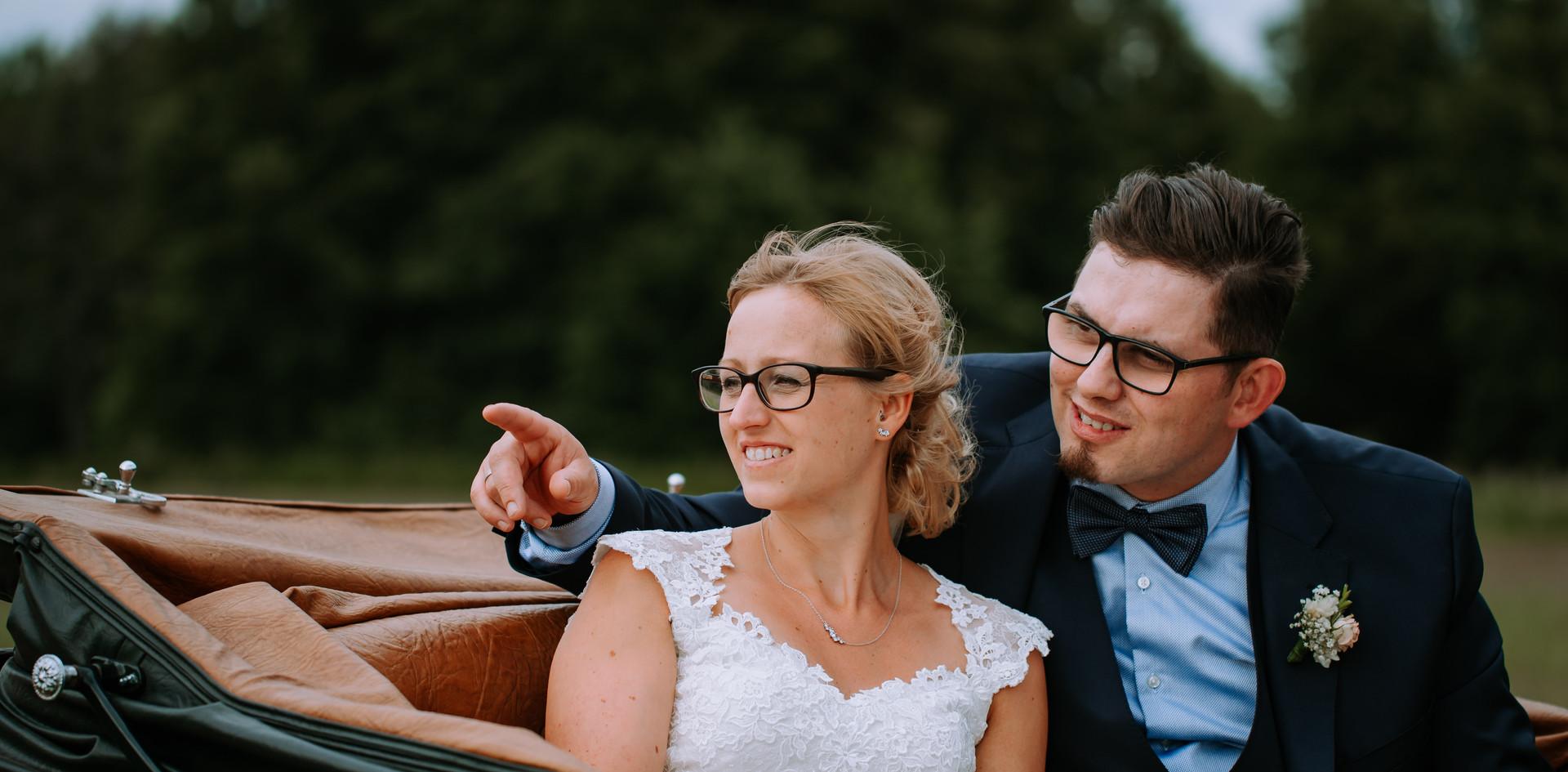 Martin und Sylvia Pannier, aus der Lutherstadt Wittenberg