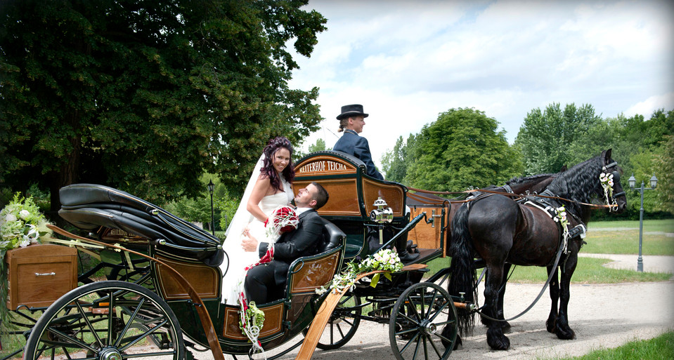 Hochzeitapaar Theuerkorn, Foto: Fotowerk BF