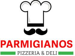 Parmigianos Pizza Logo