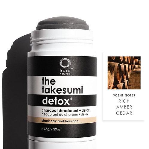 Charcoal Deodorant|Black Oak Bourbon