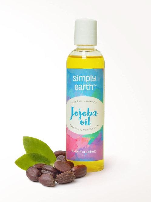 100% Pure Jojoba Oil (carrier oil)