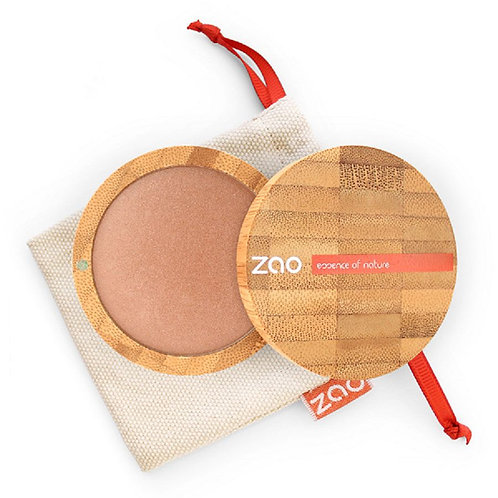 Zao Organic Bronzer (Mineral Cooked Powder)