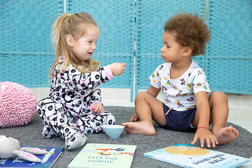 ספרים משמעותיים לילדי וילדות הגן