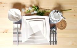 White Series Dining Set