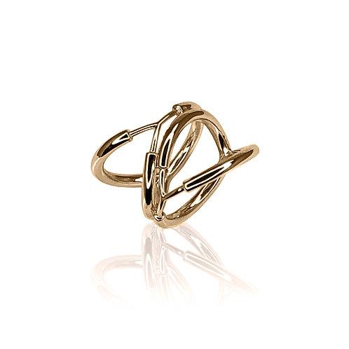 Trinitas II Ring | 18k gold
