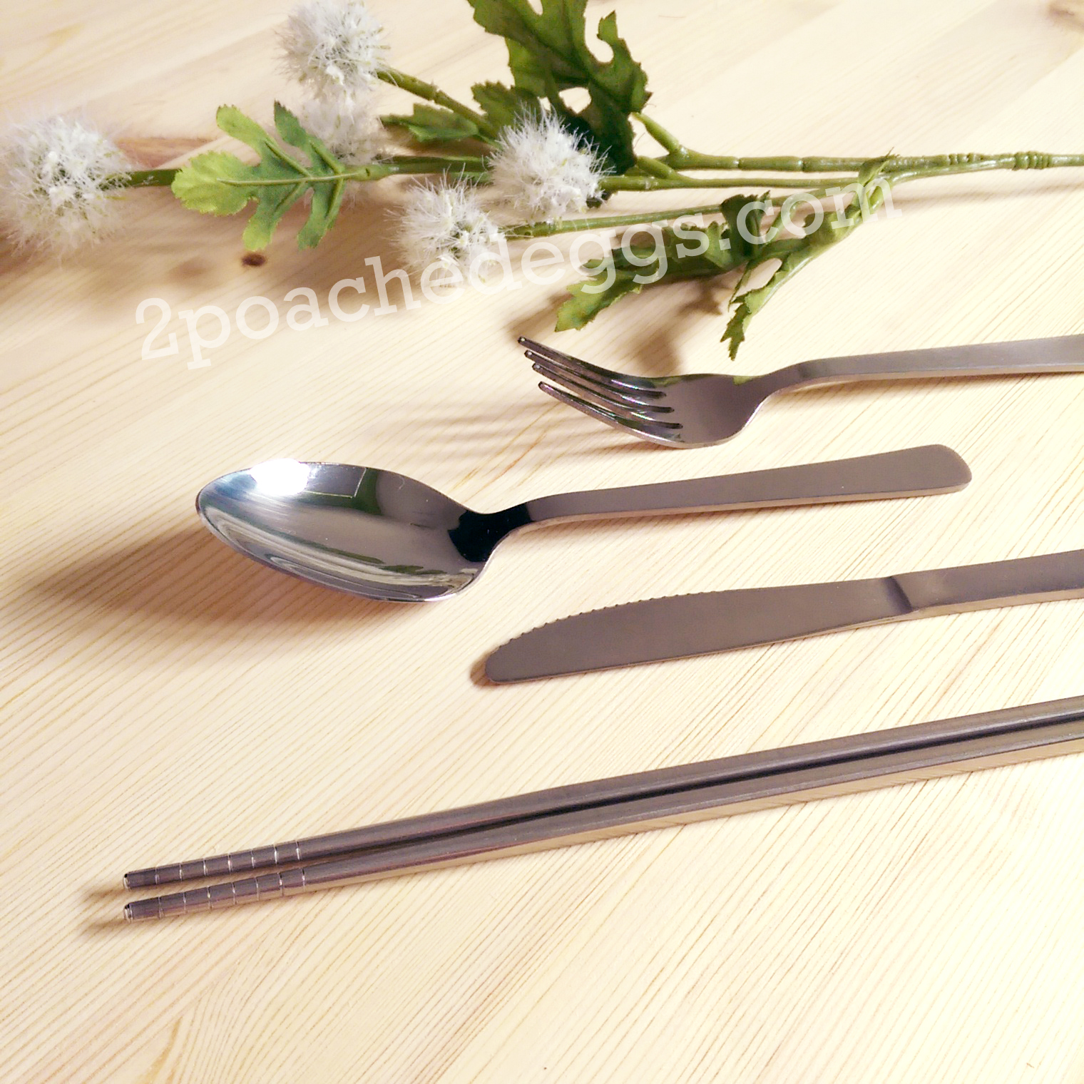 Spoon | Fork | Knife | Chopsticks