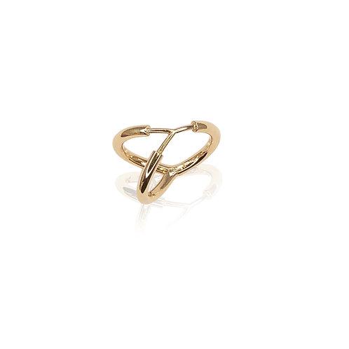 Trinitas Ring | 18k gold