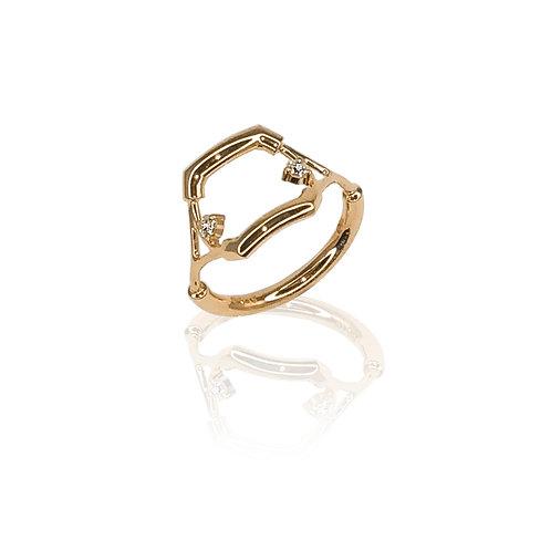 Bia Ring | 18k gold