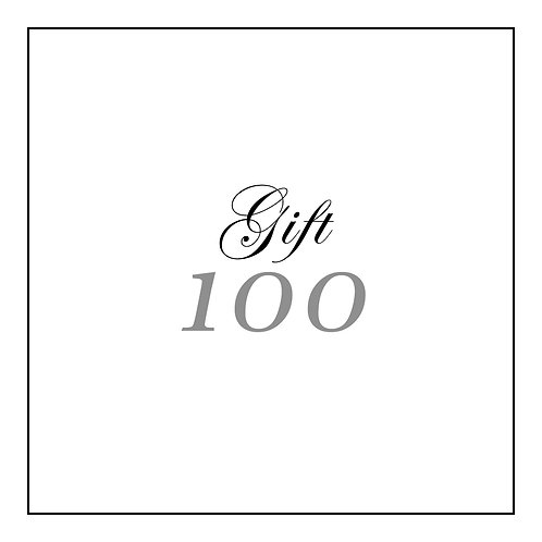 GIFT CARD | 100