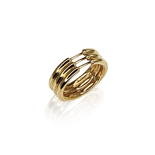 MultiHyphenate III Ring | 18k gold