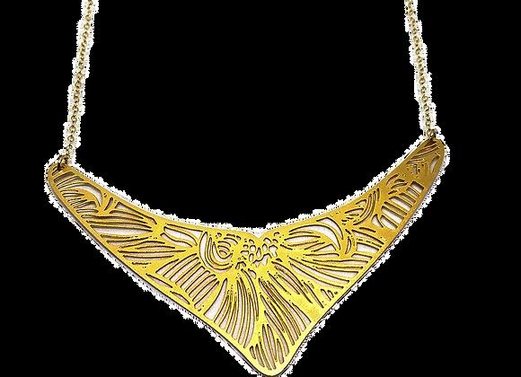 שרשרת מציפוי זהב
