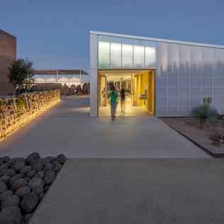 hazel hare center for plant science | desert botanical garden