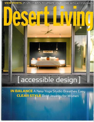 Desert Living Magazine-reiter residence-