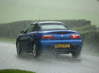 A Wet and Wild Members' Day