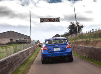 US Journalists Speed to the Top with Subaru