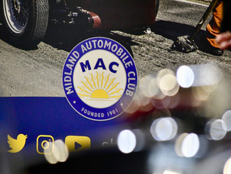MAC Visits the NEC for the Lancaster Insurance Classic Motor Show