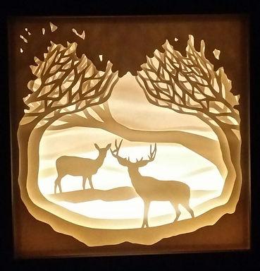 As The Deer