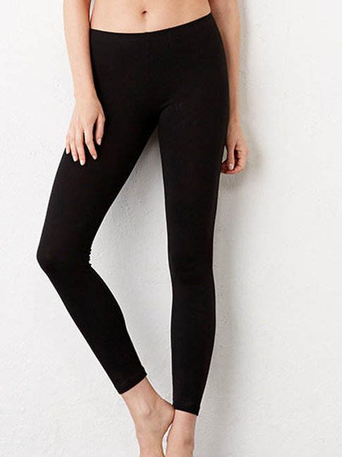 Baumwolle Stretch Leggins