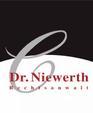 Rechtsanwalt Dr. Niewerth